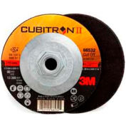 "3m™ Cubitron™ Ii Cut-Off Wheel T27 Quick Change 66532 4.5""X.09""X5/8-11"" Single -Min Qty 25 - Pkg Qty 25"