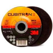 "3m™ Cubitron™ II Cut-Off Wheel - T27 - 4.5"" x .125"" x 7/8"" - Pkg Qty 50"