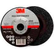 "3m™ High Performance Depressed Center Grinding Wheel - T27 - 5"" x 1/4"" x 7/8"" - Pkg Qty 20"
