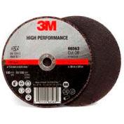 "3m™ High Performance Cut-Off Wheel T1 66563 4""X.06""X3/8"" - Pkg Qty 50"