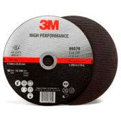 "3m™ High Performance Cut-Off Wheel T1 66570 6""X.045""X7/8"" Single - Pkg Qty 50"