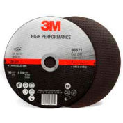 "3m™ High Performance Cut-Off Wheel T1 66571 7""X.045""X7/8"" Single - Pkg Qty 50"