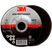 "3m™ High Performance Cut-Off Wheel - T27 - 4.5"" x .09"" x 7/8"" - Pkg Qty 50"
