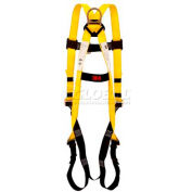 3M® SafeLight Fall Protection Harness 10910, Universal Size