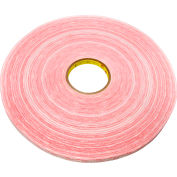 """3M™ 920XL Adhesive Transfer Tape Extended Liner 1/2"""" x 1000 Yds 1 Mil Translucent - Pkg Qty 12"""