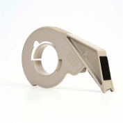 """3M™ Scotch® Handheld Filament Tape Dispenser for Up To 3/4""""W Tape, Gray - Pkg Qty 6"""