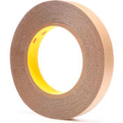 "3M™ 9500PC Double Coated Tape 1"" x 36 Yds. 5.6 Mil Clear - Pkg Qty 36"