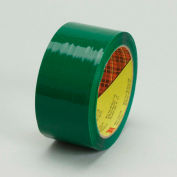 3M Carton Sealing Tape 373 48mm x 50m 2.5 Mil Green - Pkg Qty 36