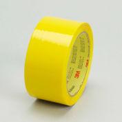 3M Carton Sealing Tape 373 48mm x 50m 2.5 Mil Yellow - Pkg Qty 36