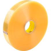 "3M™ Scotch® 375 Machine Length Carton Sealing Tape 2"" x 1000 Yds. 3.1 Mil Clear - Pkg Qty 6"