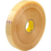 "3M™ Scotch® 355 Machine Length Carton Sealing Tape 2"" x 1000 Yds. 3.4 Mil Clear - Pkg Qty 4"