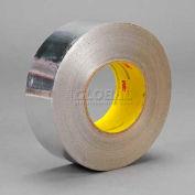3M™ Aluminum Foil Tape 3380 Silver, 60 in X 250 Yds