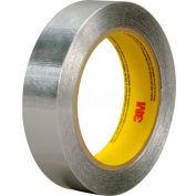 3m™ Aluminum Foil Tape 4380 Silver, 1 In X 55 Yds - Pkg Qty 36