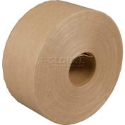 3M Water Activated Paper Tape 6145 Light Duty Reinforced 72mm x 450' 5 Mil Kraft