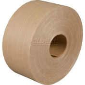 3M Medium Duty Reinforced Water Activated Tape 6146 72mm x 450' 5.9 Mil Kraft