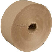 "3M Water Activated Tape 6143 Heavy Duty 3"" x 375' 7.5 Mil Kraft"