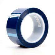 "3M Polyester Tape 8991 1"" x 72 Yards - Blue - Pkg Qty 36"