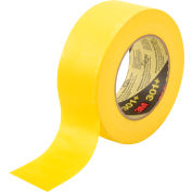3M Masking Tape 301+ 48mm x 55m 6.3 Mil Yellow - Pkg Qty 24