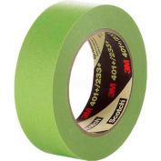 "3M™ Masking Tape 401+ 0.24""W x 60.15 Yards - Green - Pkg Qty 96"