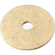 3M™ Natural Blend Tan Pad 3500, 19 in, 5/case