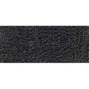 3M™ Nomad™ Medium Traffic Backed Scraper Matting 6050, Black, 3 ft x 20 ft