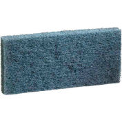 3M™ Doodlebug™ Blue Scrub Pad 8242, 4.6 in x 10 in, 20/case