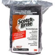 3M™ Scotch-Brite™ Griddle Screen 200CC, 4 in x 5.5 in, 20/pack, 10 packs/case