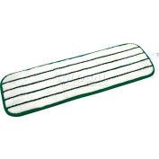 3M™ Easy Scrub Flat Mop, Green, 18 in, 10/bag, 4 bags/case, 70071314051
