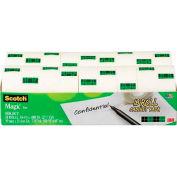 """Scotch® Magic™ Tape 810K18CP, 3/4"""" x 1000"""" Cabinet Pack, 18 Rolls/PK"""