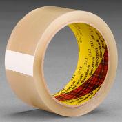 "3M™ Scotch® 311 Carton Sealing Tape 2"" x 110 Yds. 2 Mil Clear - Pkg Qty 36"