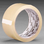 "3M™ Tartan™ 305 Carton Sealing Tape 2"" x 110 Yds. 1.8 Mil Clear - Pkg Qty 36"