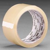 "3M™ Tartan™ 305 Carton Sealing Tape 2"" x 110 Yds. 1.8 Mil Clear - Pkg Qty 36"