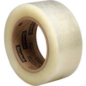 3M Carton Sealing Tape 313 48mm x 100m 2.5 Mil Clear - Pkg Qty 36