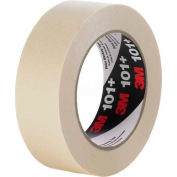 "3M Masking Tape 101+ 1.42""W x 60.15 Yards - Tan - Pkg Qty 24"