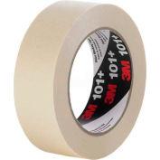 """3M Masking Tape 101+ 1.42""""W x 60.15 Yards - Tan - Pkg Qty 24"""