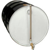 Justrite® 8533 Horizontal Drum Gauge with Faucet