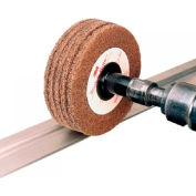 Scotch-Brite&Trade; Buffing Discs, 3m Abrasive 048011-14593 - Pkg Qty 10