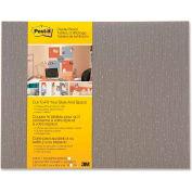 "3M™ Cut-To-Fit Office Display Board, 18""W x 23""H, Mocha, 1 Each"