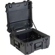 "SKB R Series Waterproof Utility Case 3R2222-12B-EW Wheels, Watertight, 23-1/2""L x 23-1/2""W"