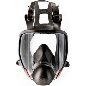 3M™ Reusable Respirator, Full Facepiece, Medium, 6800, 1 Each