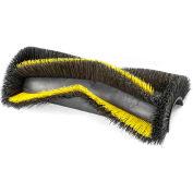 "Karcher 35"" Main Cylindrical Brush for KM 125 Sweeper - Yellow/Black, Regular - 4.762-525.0"