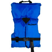 Flowt 40201-2INFCLD Multi Purpose Life Vest, Blue, Infant/Child