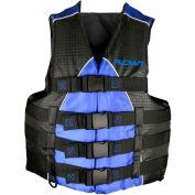 Flowt 40401-2-2X/3X Extreme Sport Life Vest, Blue, 2X-Large/3X-Large