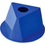 Global Industrial™ Inventory Control Cone, Blue
