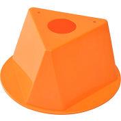 Global Industrial™ Inventory Control Cone, Orange