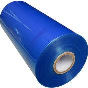 "Global Industrial™ Machine Length Stretch Wrap, Cast, 80 Gauge, 20""Wx5000'L, Blue Tint"