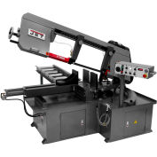 JET® MBS-1323EVS-H-4 Semi-Automatic Dual Mitering Bandsaw 3 Horse Power 460V 3 Phase