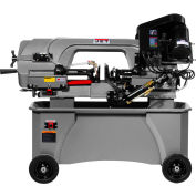 "JET® 415560 HVBS-712DV, 7"" x 12"" Variable Speed Deluxe Horizontal / Vertical Bandsaw"