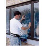 "Protective Window Film 36""W X 200'L, 2 Mil"