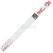 "Milwaukee® 48-00-8789 12"" 18 TPI The Torch™ SAWZALL® Blade (25 Pack)"